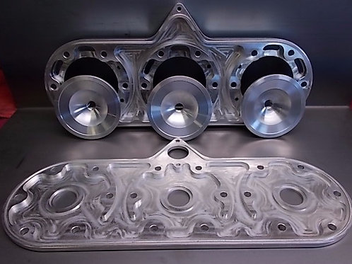 POLARIS TRIPLE BILLET HEAD