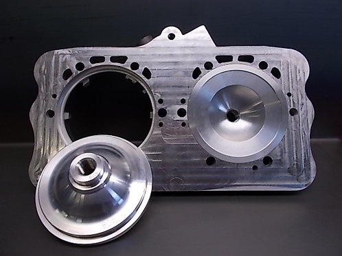 PRO RIDE 800 Billet Head