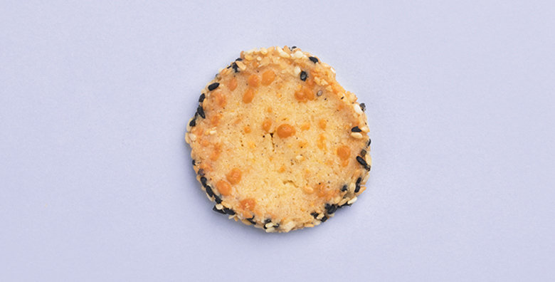 Mature Cheese & Rosemary biscuits x 6