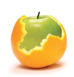"""Apples in Oranges,"" short story excerpt"