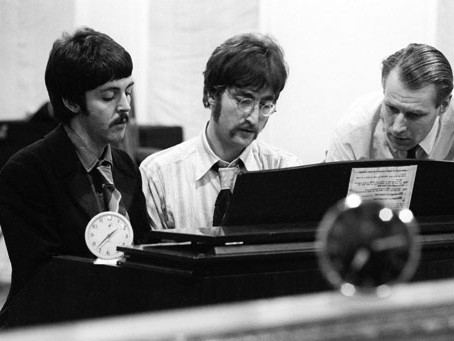 """Excerpt from essay about the first take of the Beatles' """"A Day in the Life"""""""
