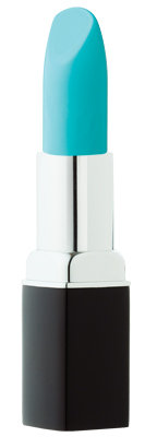 Blue Raspberry Colored Lip Stick