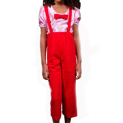Strawberry Short Chick Pants