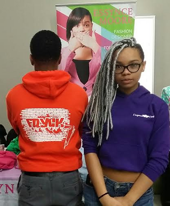 "Essynce Couture ""Custom"" Fryck Hoodies"