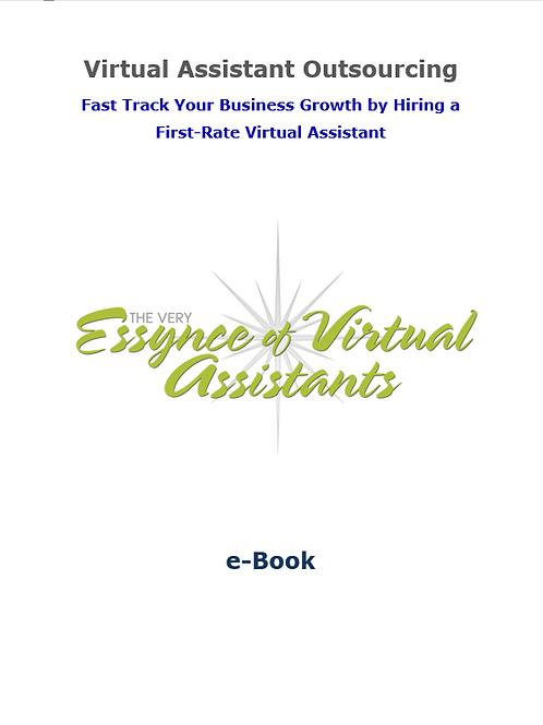 EVA Virtual Assistant Outsourcing - eBook