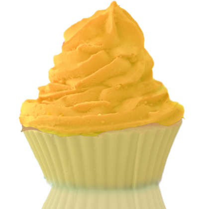 Lemon Bundt Cake Cupcake Soap