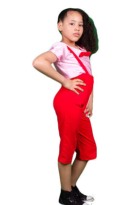 Strawberry Short Chick Outfit