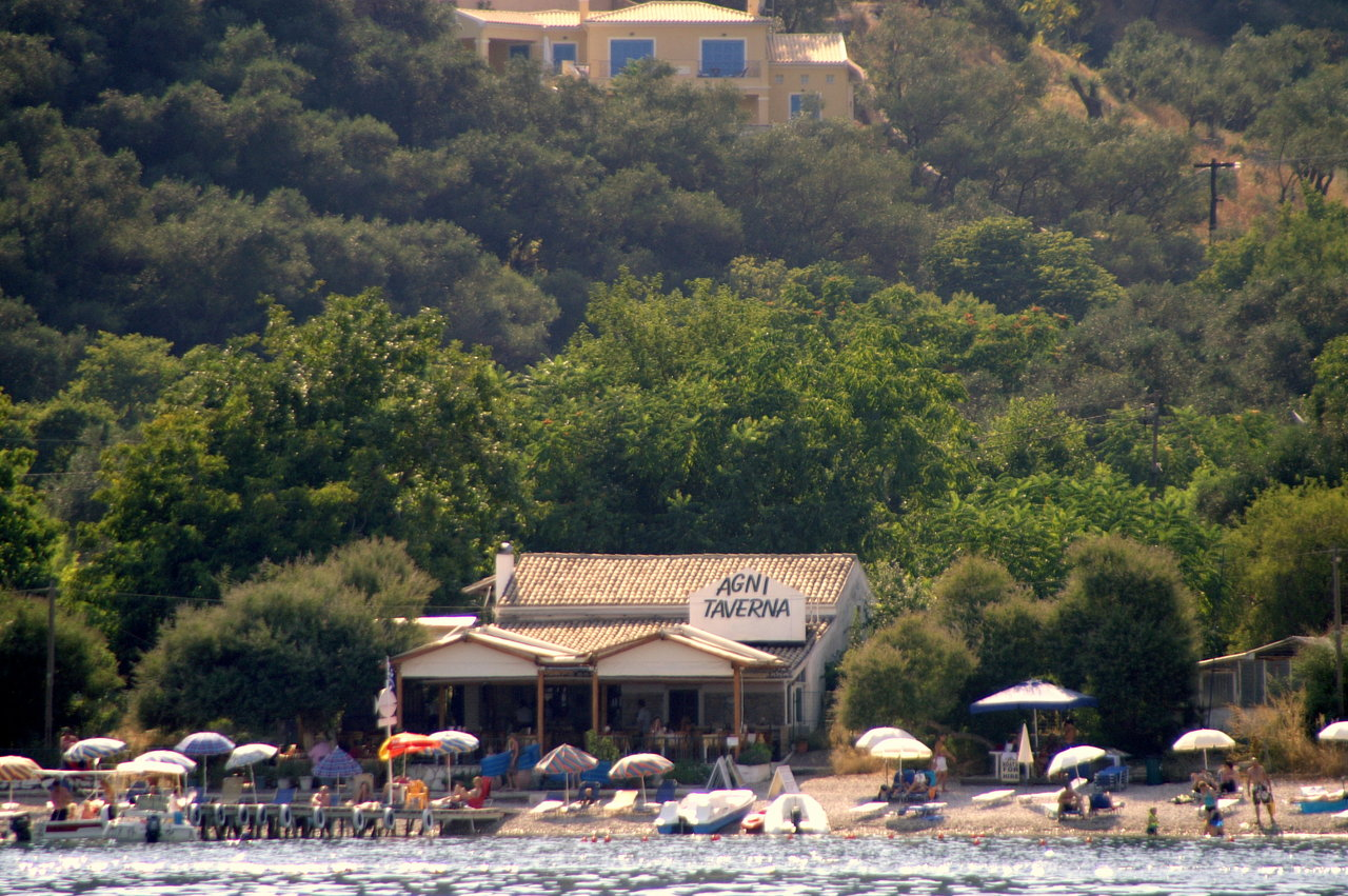 Taverna Agni, Kerkyra