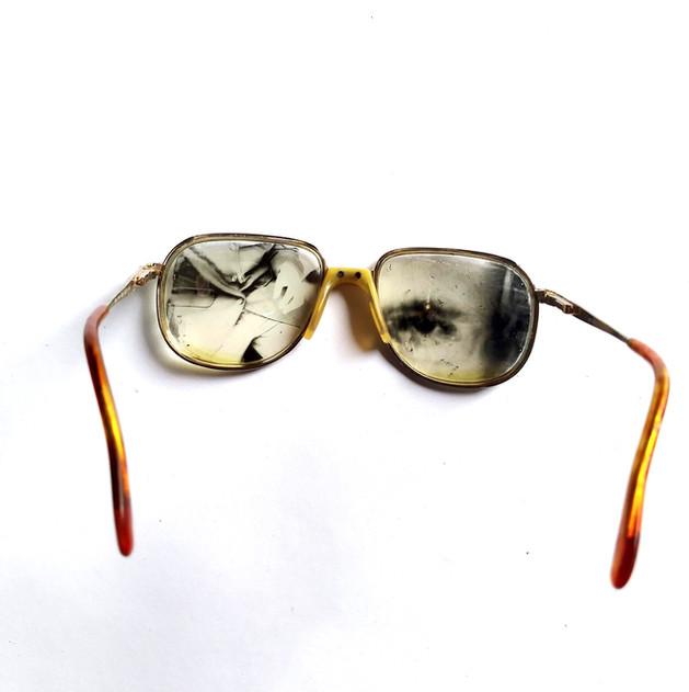 the mediums glasses