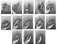 art installation, Alexander Solzhenitsyn, Gulag Archipelago, Eadweard Muybridge, Sequence photography