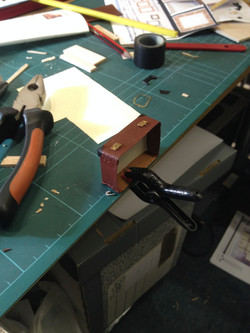 Making the Suitcase
