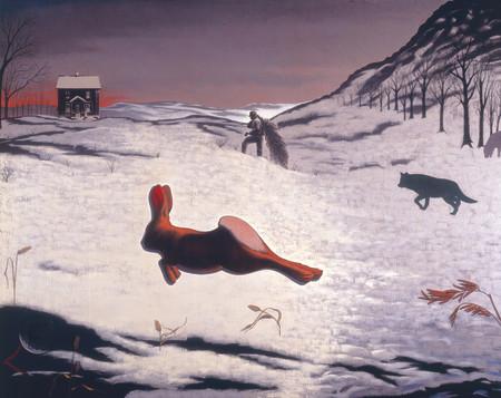 Winterscape, 1997