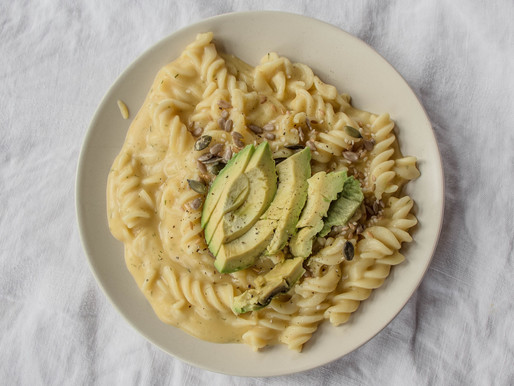 Vegan Mac'N'Cheese