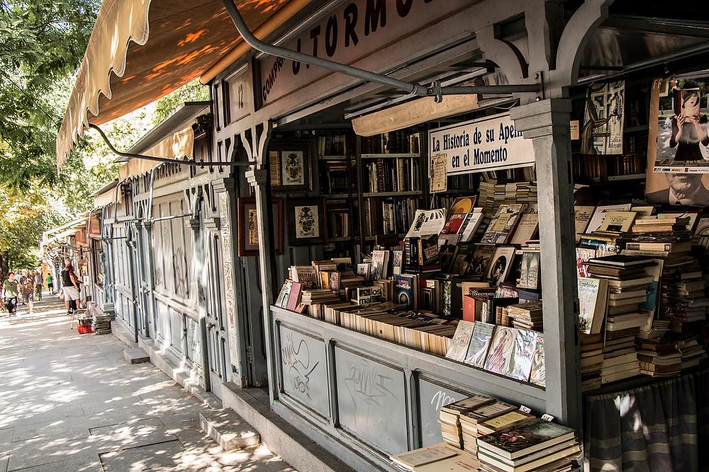 Books Madrid