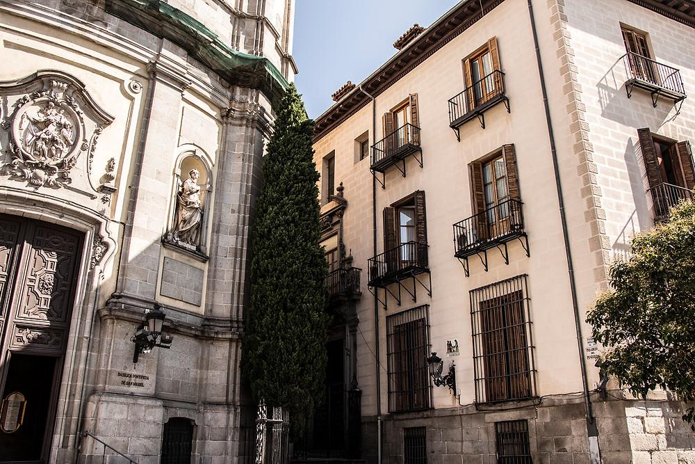 Architecture Madrid