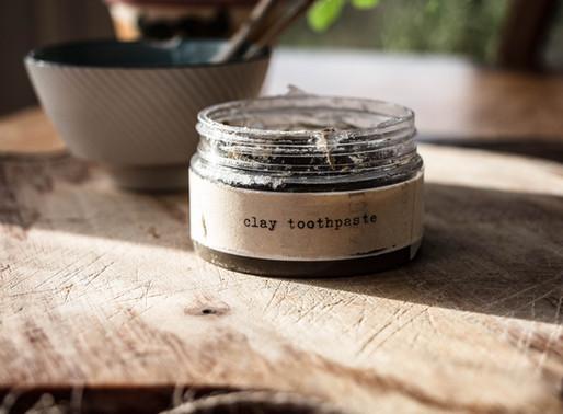 DIY Zero Waste Vegan Toothpaste