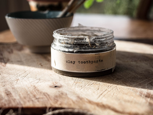 DIY Zero Waste Vegan Toothpaste
