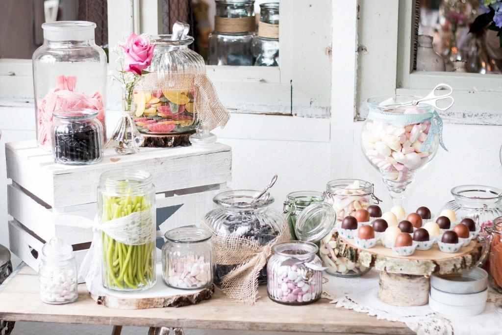 Candybar, Gastgeschenk & Co.