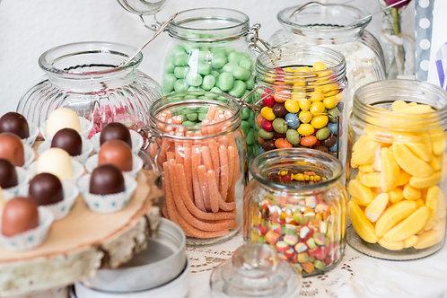 Candybar MAXI ohne Füllung