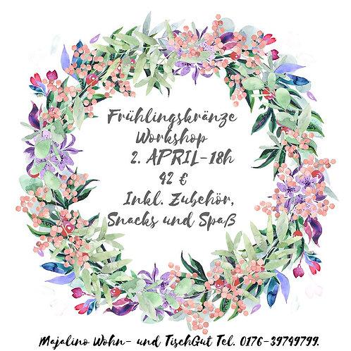 Frühlingskränze Workshop