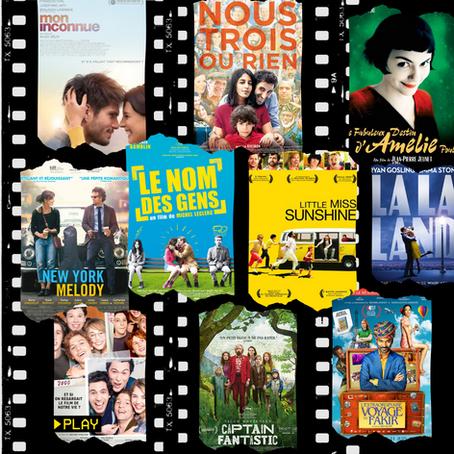 10 films qui rendent heureux