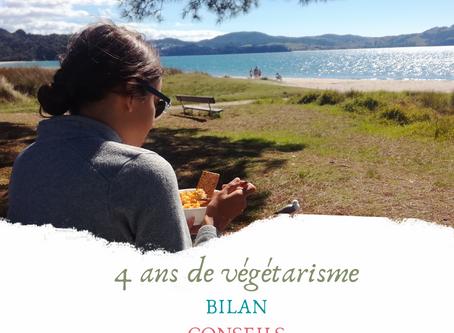 Végétarienne : mon histoire