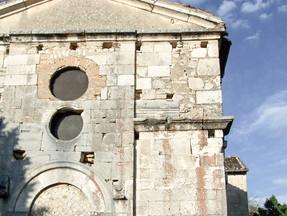 chiesa di [S. Paolo] a Peltuinum
