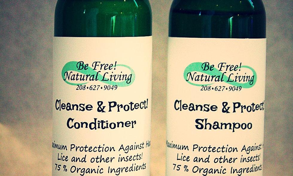Shampoo & Conditioner Set