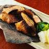 自家製鮭ハラス燻製