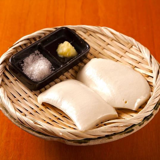 手造り豆腐