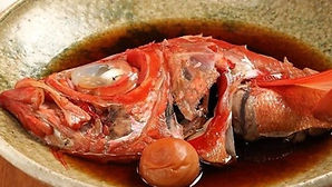 『水』と『醤油』で仕上げた煮魚