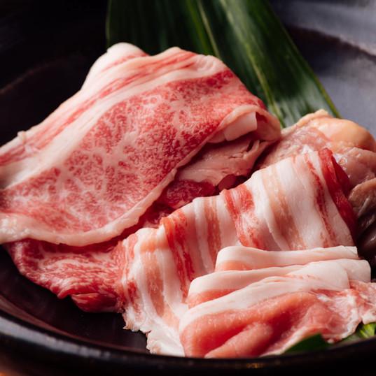 和歌山県ブランド牛『熊野牛』、『イノブタ』『みかんどり』