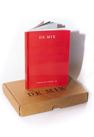 DE MIX - I AM GROWING TODAY