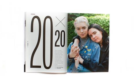 '20X20BY20' in NRC - HET BLAD