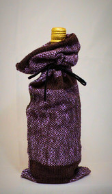 wine bag lavender