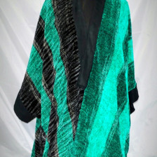 black jade ruana