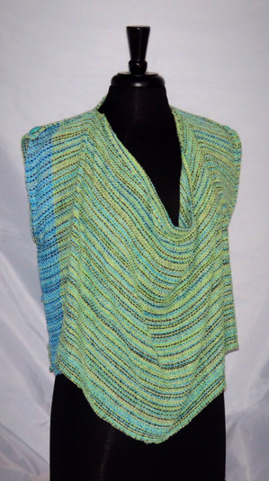 turquoise celery topper