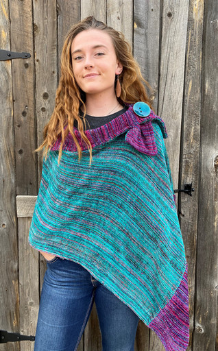 Side Tie Collared Poncho.JPG