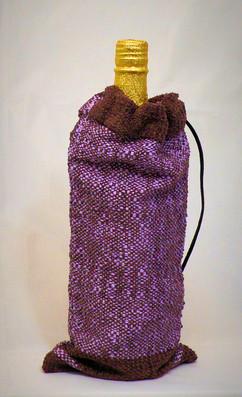 wine bag lavender