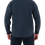 Thumbnail: MEN'S COTTON JOB SHIRT QUARTER ZIP