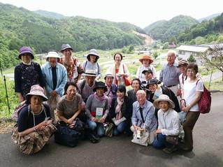 京都市内から棚田散策ツアー