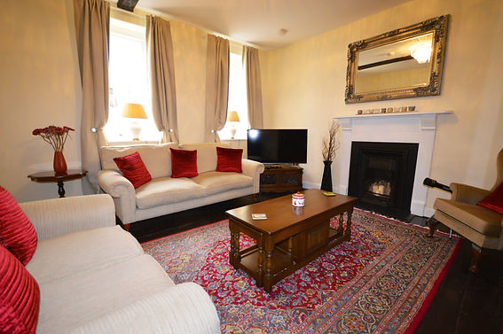 The Snug is a very cosy room, withstunning original featuresincluding beams, wood flooring plus a beautiful stone fireplace and woodburner. This room also has TV, DVD and FreeSat