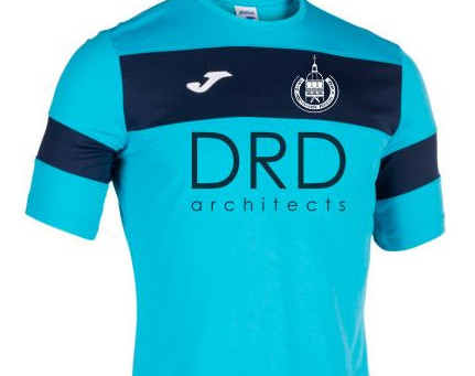 DRD architects sponsor school football team!