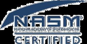 NASM, National Academy of Sports Medicine