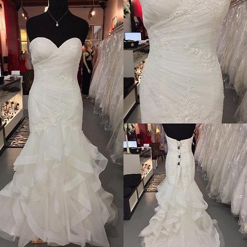 White One size 16