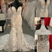 Calla Blanche Curve size 22 $1895 Retails $2999