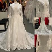 Calla Blanche size 10 $1899 Retails $2877