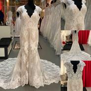Calla Blanche Curve size 22 $1699 Retails $2985