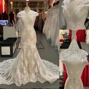 Calla Blanche size 10 $1698 Retails $2520