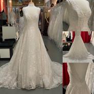 Maggie Sottero size 12 $1600 Retail $2500